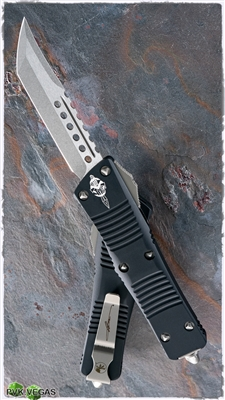 Microtech Troodon Hellhound 619-10 Signature Series