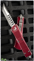 Microtech Troodon Hellhound 619-10DRD