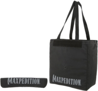 Maxpedition Roll Up Tote Bag, Black