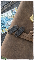 NCC Knives Boot Tags Carbon Fiber Raw - Stealth F@ck & You