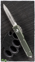 Microtech Ultratech S/E 121-4OD Satin Blade OD Handle