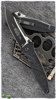 Microtech SOCOM Elite S/E-M 160-1T Black Tactical Two-Tone Blade