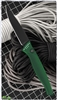 Piranha DNA Green Handle Black Standard