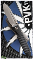 Terrain 365 Invictus Folder Mark 2 Black G10 Top