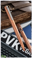 Enrique Pena Bolt Action Pen, Copper