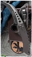 Microtech Black Hawk Auto Tactical 166-1T