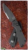 Protech Strider SnG Auto 2404 Blacked Out Everythi