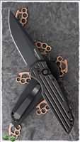 Protech TR-3 SWAT All Black