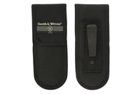 S&W Nylon Belt Pouch Sheath 7""