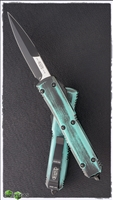 UT Bayonet Tiffany Blue Distressed