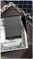 Cat Gear Carbon Fiber Money Clip