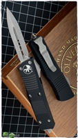 Microtech Troodon D/E 138-10 Stonewash Finish