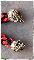 Schmuckatelli Joe Skull Bead w/ Lanyard