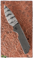 Strider Knives GB Tad Edition Clip Point