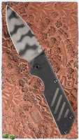 Strider Knives GB Tad Edition Clip Point Vented G10