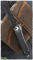 Vintage Microtech Combat Troodon D/A OTF 145-1 Wharncliffe Standard Blade Smooth Body SN2557
