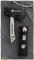 Smith & Wesson Throwing Axe & Knife Combo Set (6 Piece)