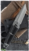 Smith & Wesson 910 Tanto Fixed Blade Knife SW910TA