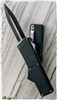 Taiwan Lightning Black Handle Two Tone Double Edge Blade