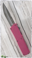 Taiwan Lightning Pink Silver Single Edge Blade