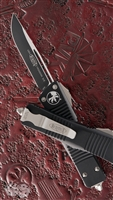 Microtech Troodon S/E 139-1 Black Blade