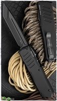 Guardian Tactical RECON-035 OTF Black Tactical T/E 93121