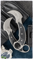 Microtech /  Bastinelli  Iconic Karambit 118-10APR Apocalyptic Right