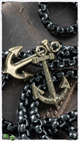 MW Anchor Pendant Bead