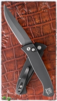 Protech Brend #2 Small Size 1221 Black Blade