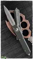 Microtech Ultratech D/E 122-10AP Apocalyptic Blade OD Handle