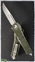 Microtech Combat Troodon S/E 143-4OD Satin Blade OD Handle