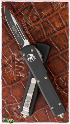 Microtech CA Legal UTX-70 S/E CA148-1 Black Blade