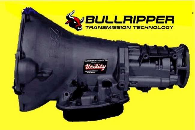 Heavy Duty Utility Chrysler/Dodge A618 (aka 47RH, 47RE) Transmission  1990-2003 Diesel, V10