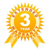 Extended Warranty to 3 Years Unlimited Miles for 2WD Vehicle