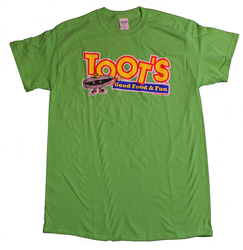Toots T-shirt Green