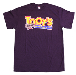 Toots T-shirt Purple