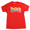 Toots T-shirt Red