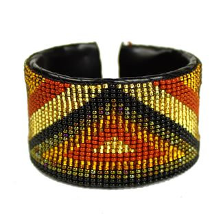 Triangle Cuff - #103 Earth
