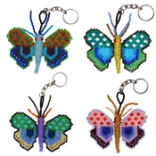 Butterfly Keychain - Assorted