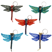 Dragonfly Keychain - Assorted