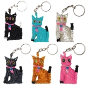 Cats Keychain - Assorted