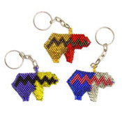 Spirit Bear Keychain - #001 Assorted