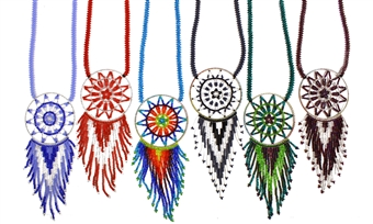 "Dream Catcher Necklace, 36"" Strap"