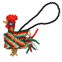 Rooster Ornament - Assorted