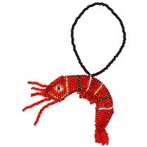 Shrimp Ornament - Assorted