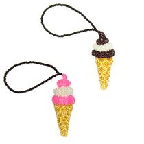 Ice Cream Ornament - Assorted