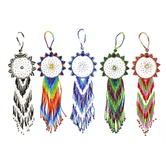 "Large Dream Catcher, 10"" Catcher to Fringe"