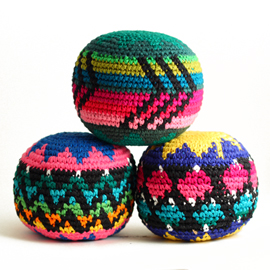 Hacky Sack, Large - Assorted