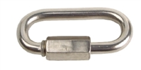 "Quick Link, Large, 1.75"", Stainless Steel"