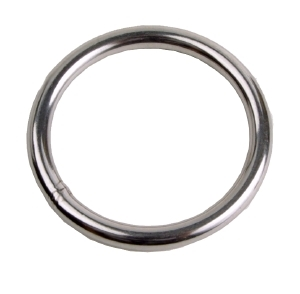 "Stainless Steel 2"" Tank Ring"